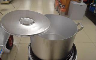 Как очистить алюминиевую кастрюлю с помощью народных средств