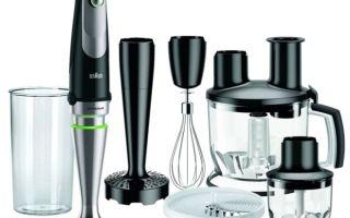 5 лучших моделей блендеров для кухни