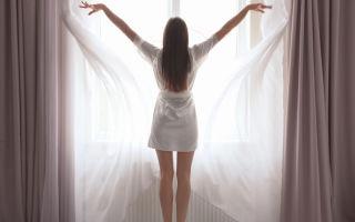 5 советов по чистке штор и гардин в домашних условиях