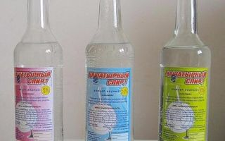 7 способов применения нашатырного спирта в быту