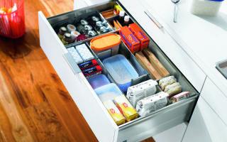 Как навести и поддерживать порядок в кухонных шкафчиках