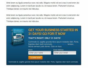 Wordpress плагин Magic Action Box