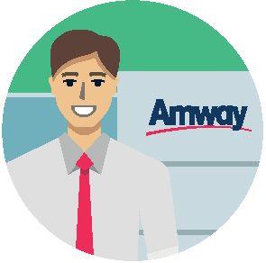 Стать партнером Amway