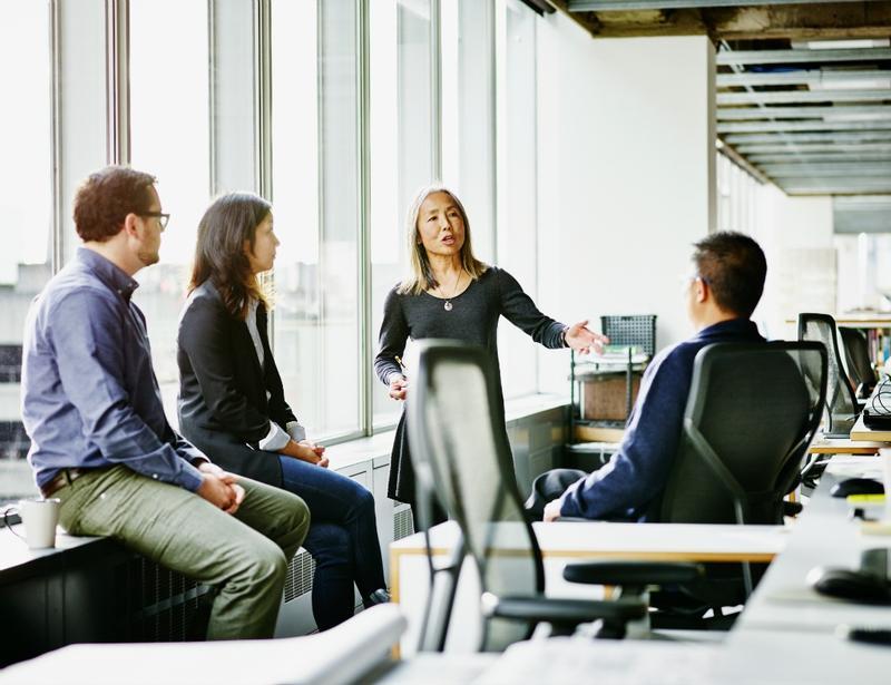 Как организовать эффективную работу офиса