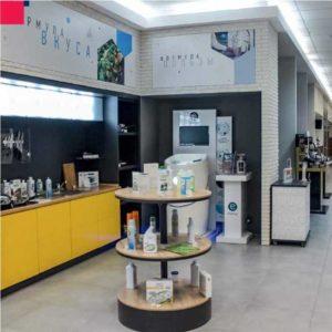 Торговые центры Amway
