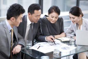 Работы по анализу качества услуг