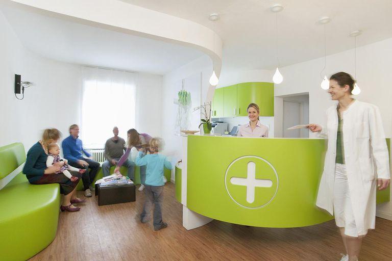 Как обустроить зону ожидания для клиентов
