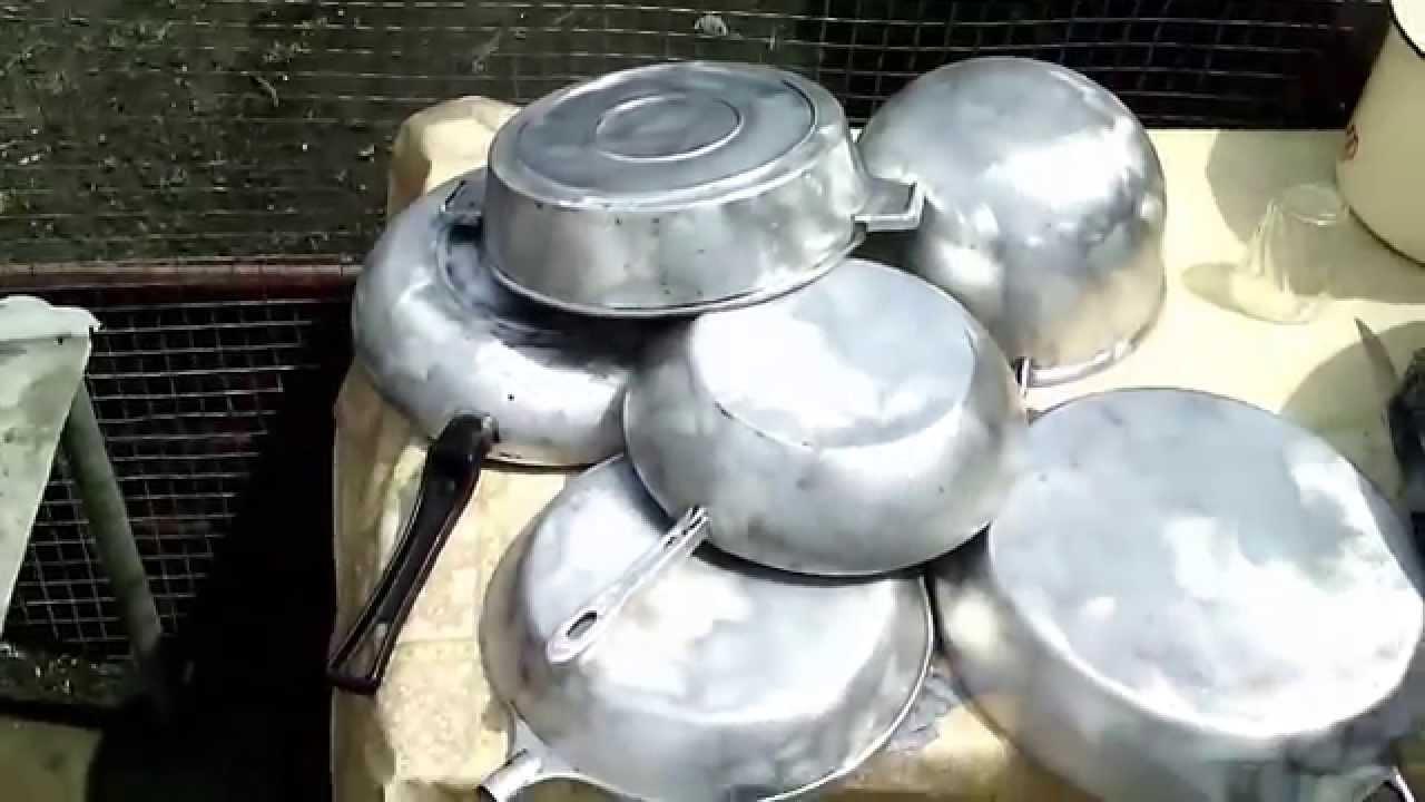 Готовим чистящие средства для дома самостоятельно