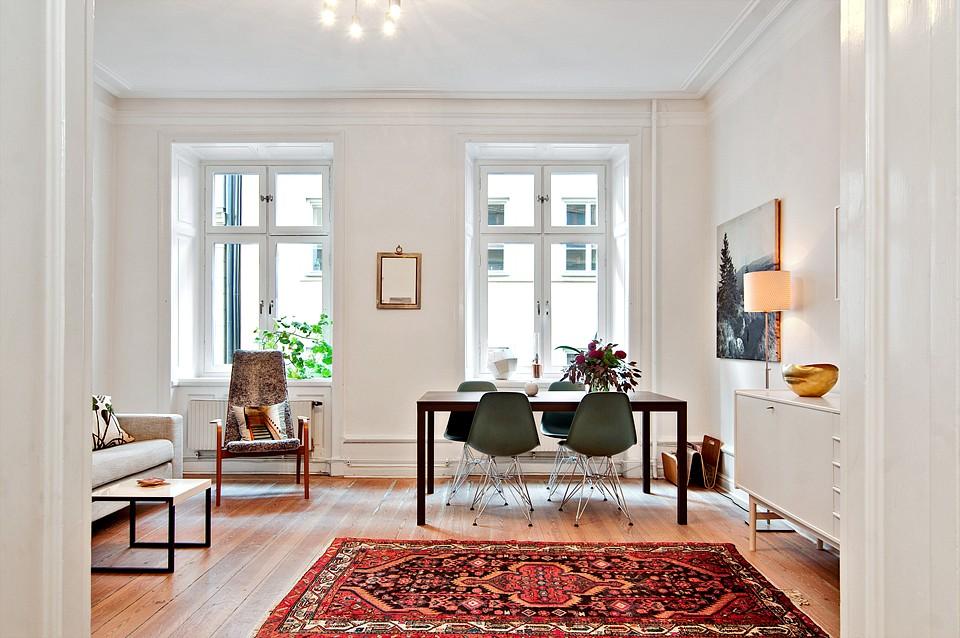 Тайна шведского стиля в интерьере