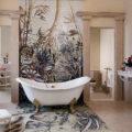 Декор ванной комнаты своими руками
