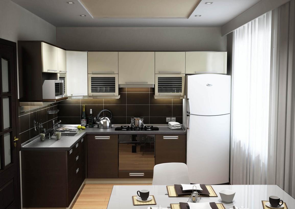 Интерьер кухни: красивый дизайн и функциональность