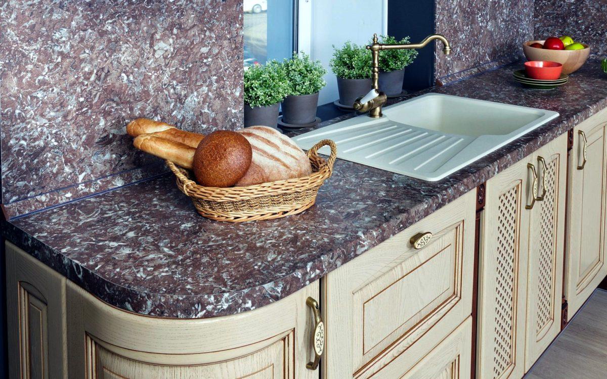 Как выбрать столешницу для кухонного стола