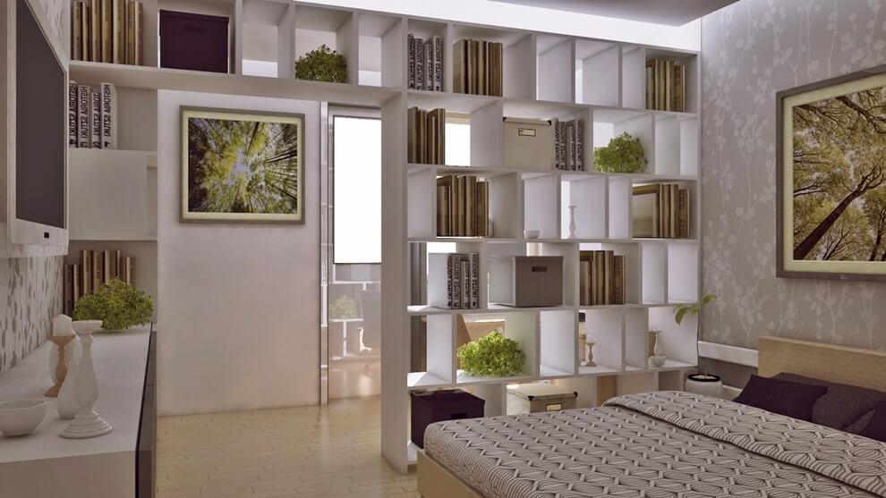 Идеи для увеличения внутреннего пространства в небольшой квартире