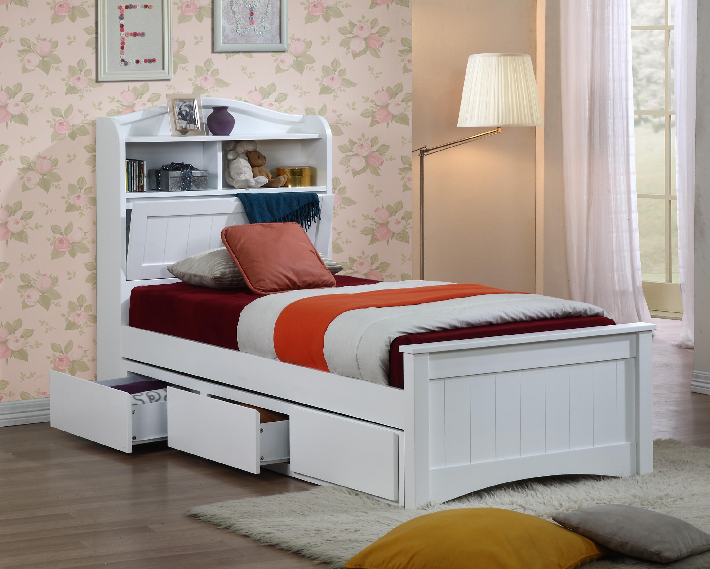 10 способов хранения вещей под кроватью