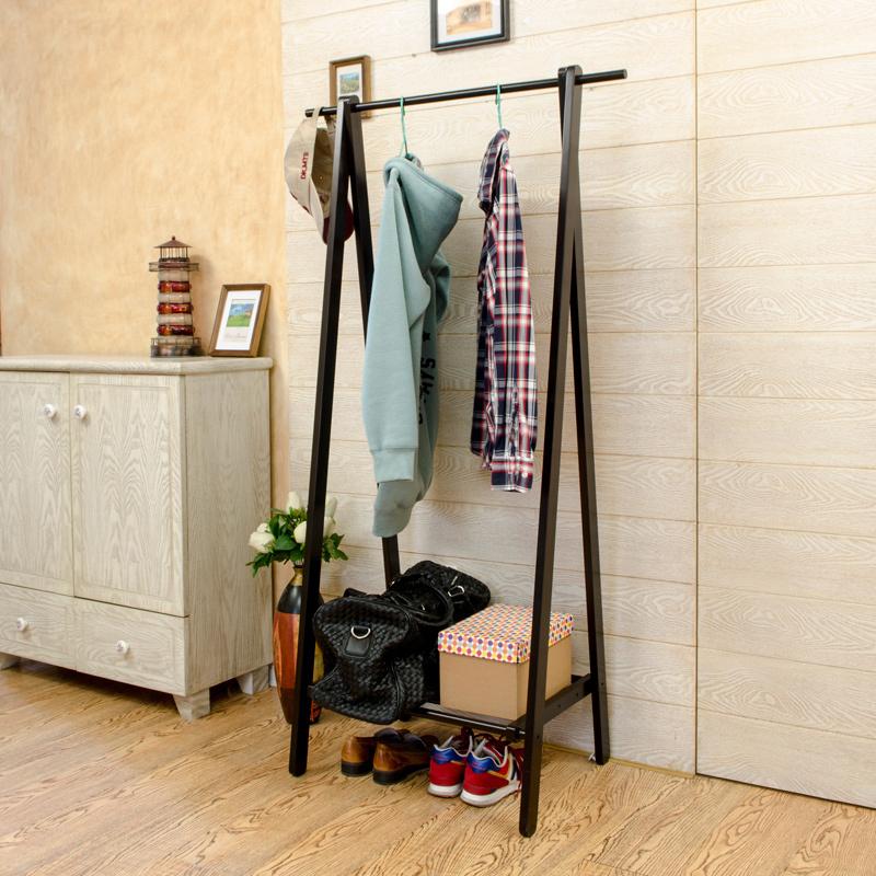 Напольные гардеробные вешалки