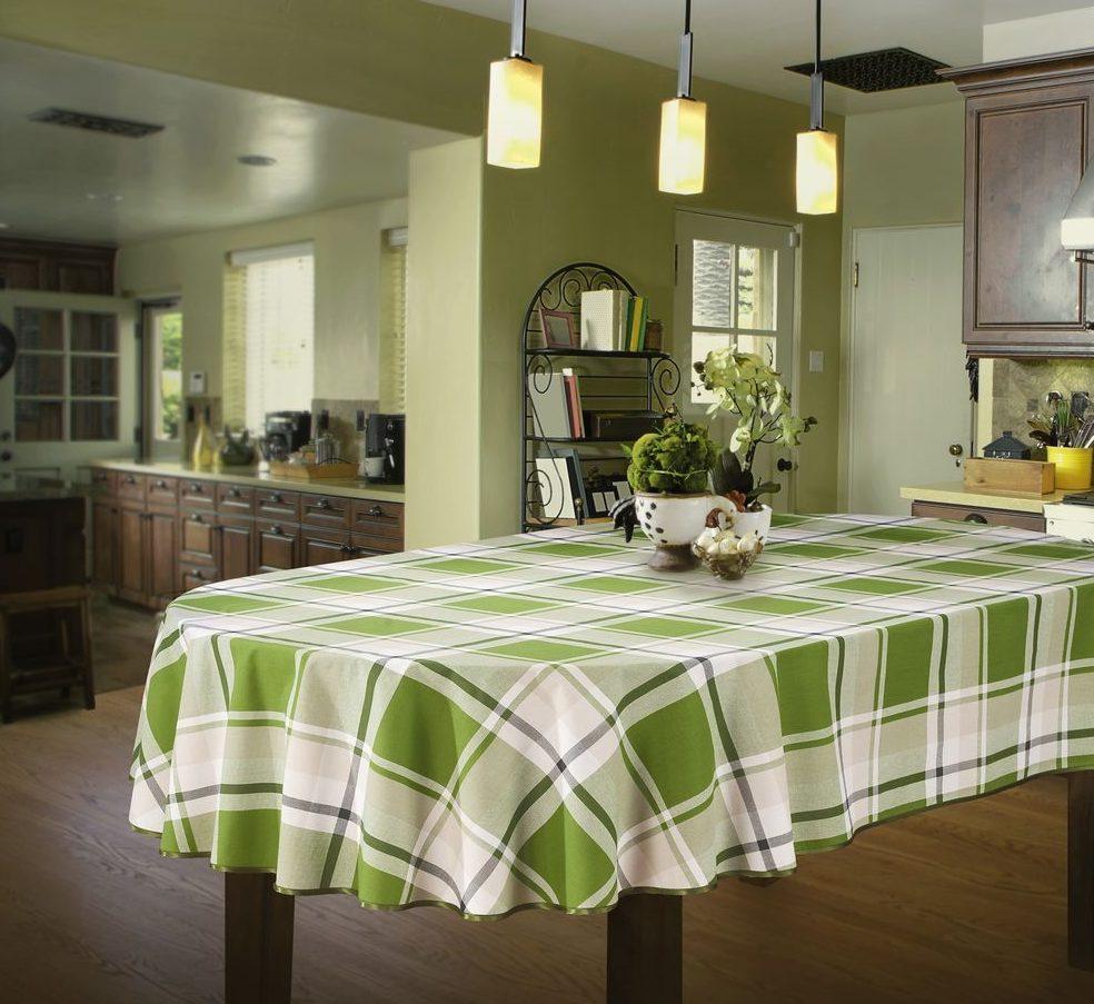 Выбор кухонного текстиля: хозяйственные советы