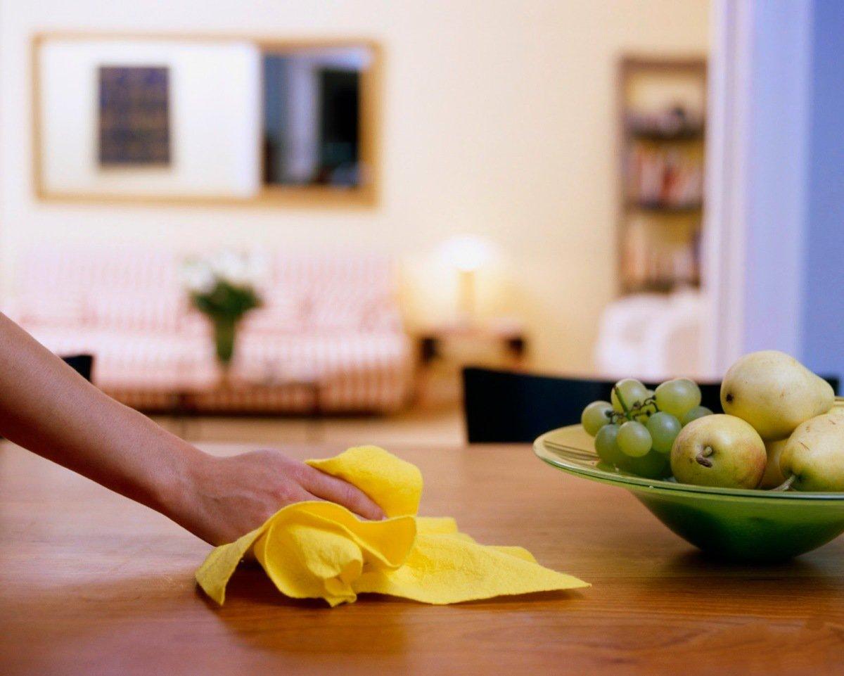 Выводим мошек в доме с помощью народных средств