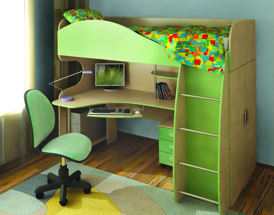Заказываем детскую мебель: внимание на качество и безопасность