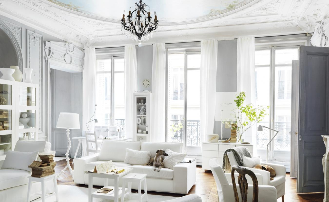 Интерьер во французском стиле: основные черты и особенности