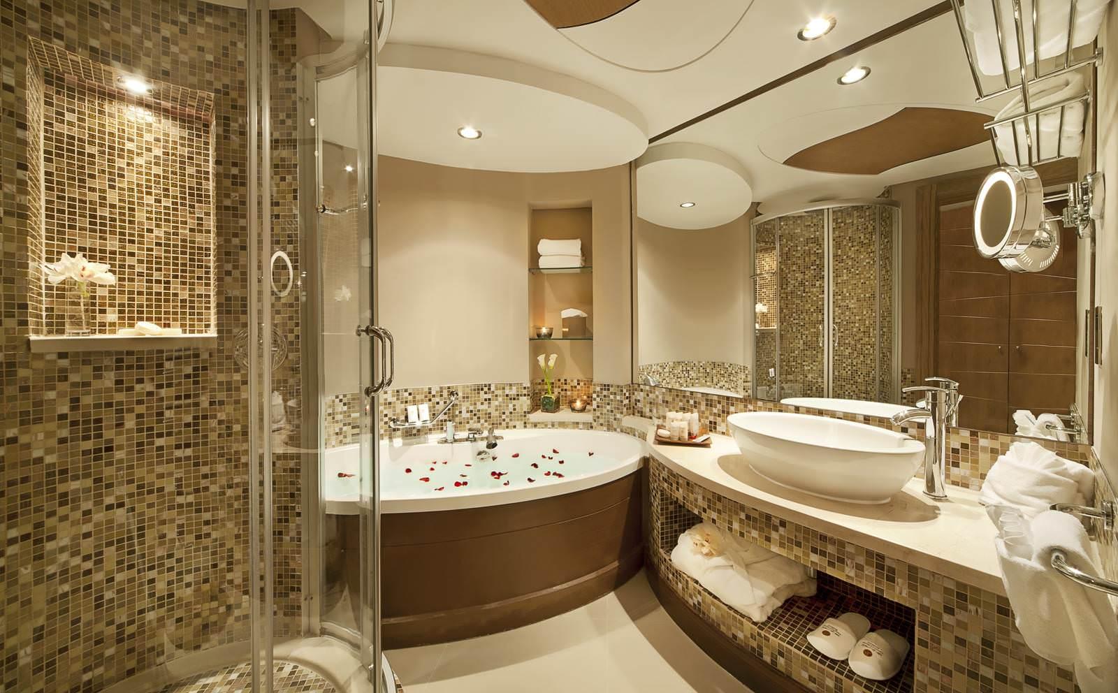 5 главных ошибок в дизайне ванной комнаты