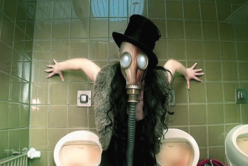 Причины плохого запаха в ванной