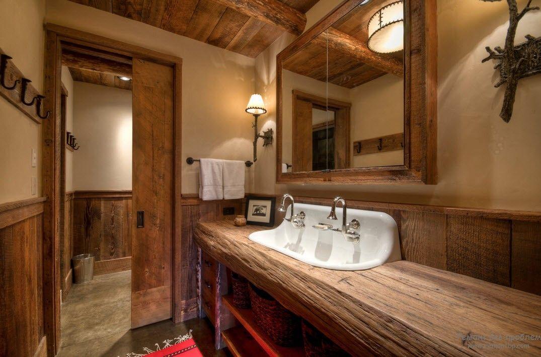 Ванная комната в нежных тонах