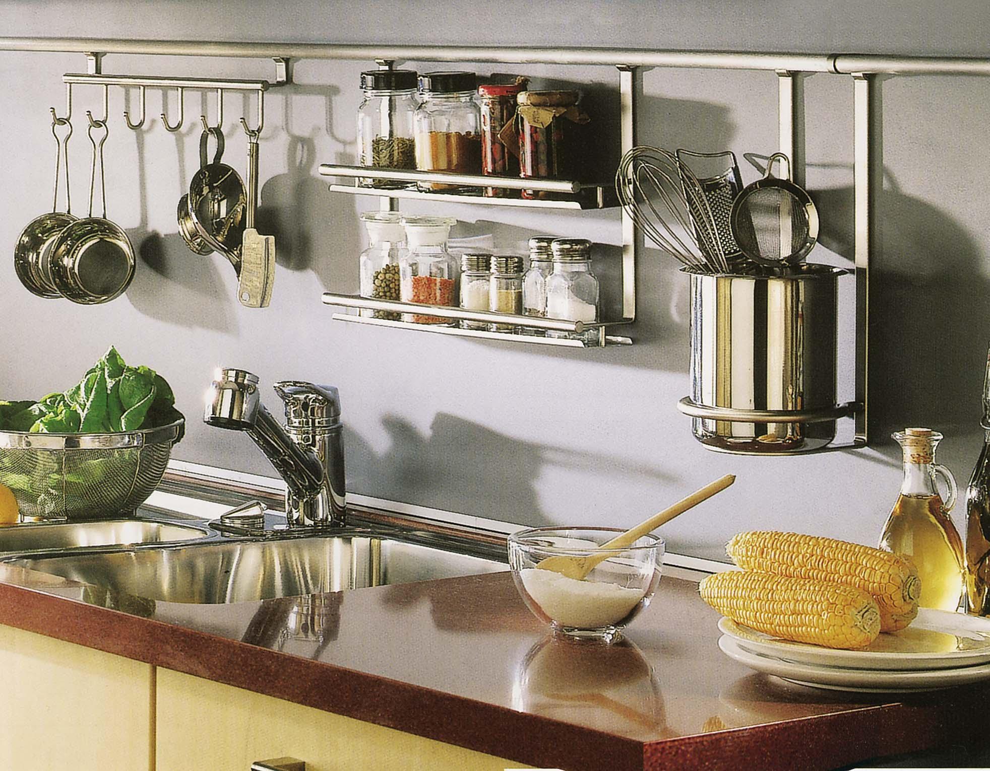 все кухонные аксессуары на одной картинке плюсов отметим