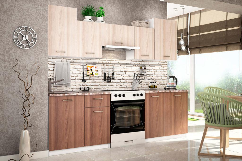 Как недорого обновить кухонный гарнитур
