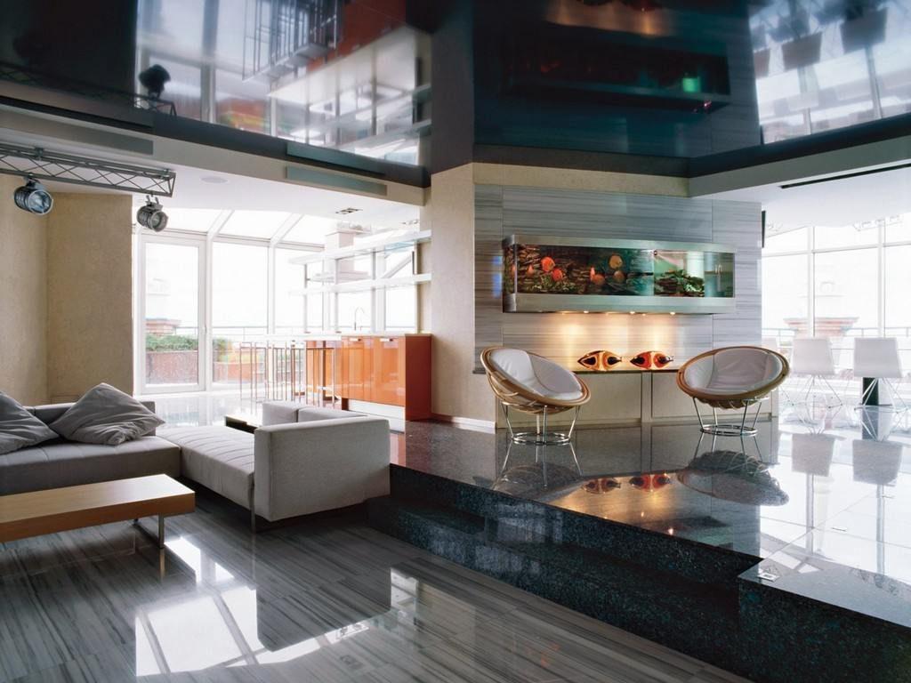 Урбанистический стиль в интерьере квартиры