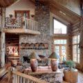 Мебель и декор в стиле рустик