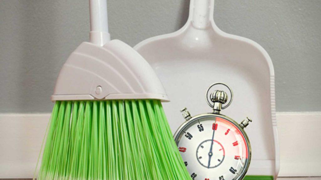 Экспресс-уборка - наводим порядок за полчаса