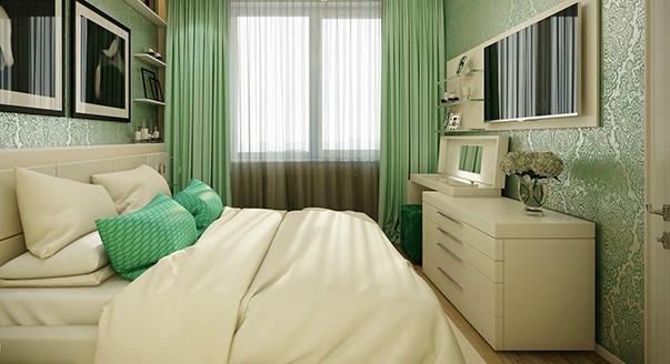 Нужен ли в спальне комод