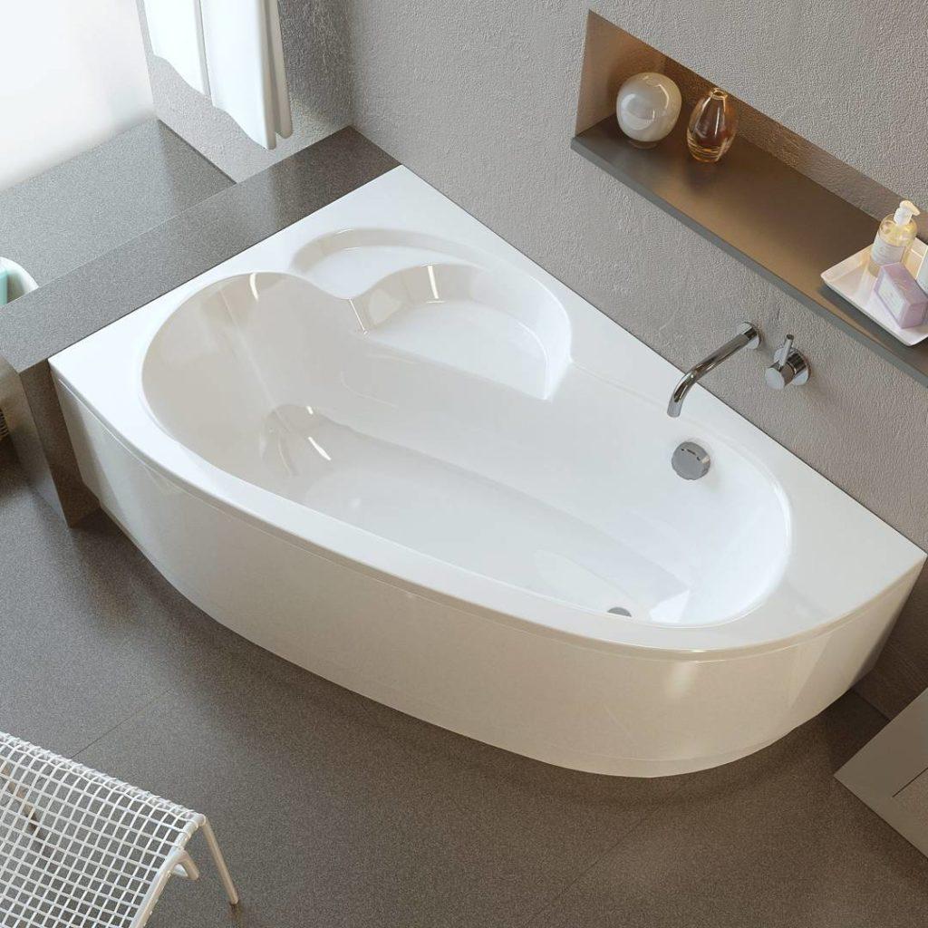 Выбираем ванну в дом