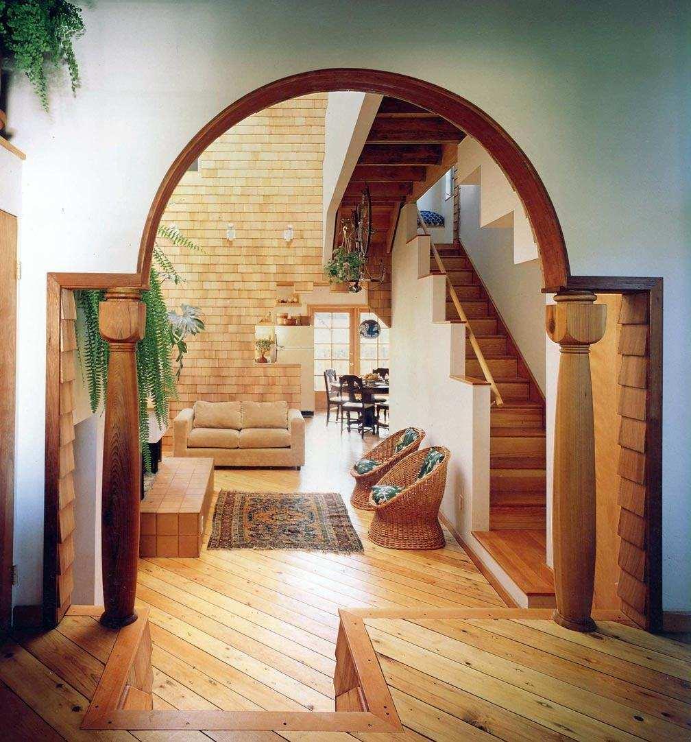как красиво отделать арку в квартире фото сколько