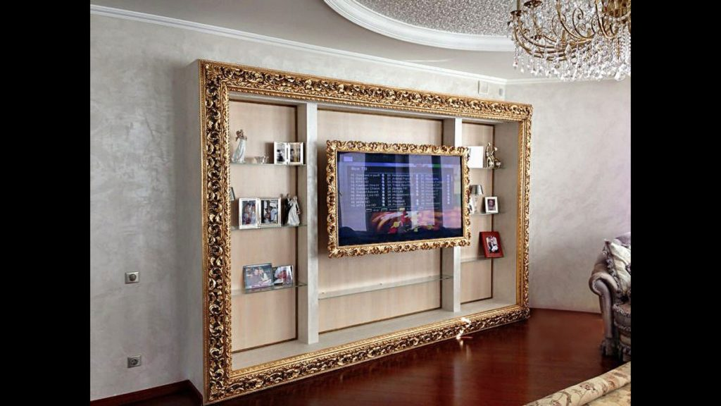 Багеты для картин и зеркал в качестве декора
