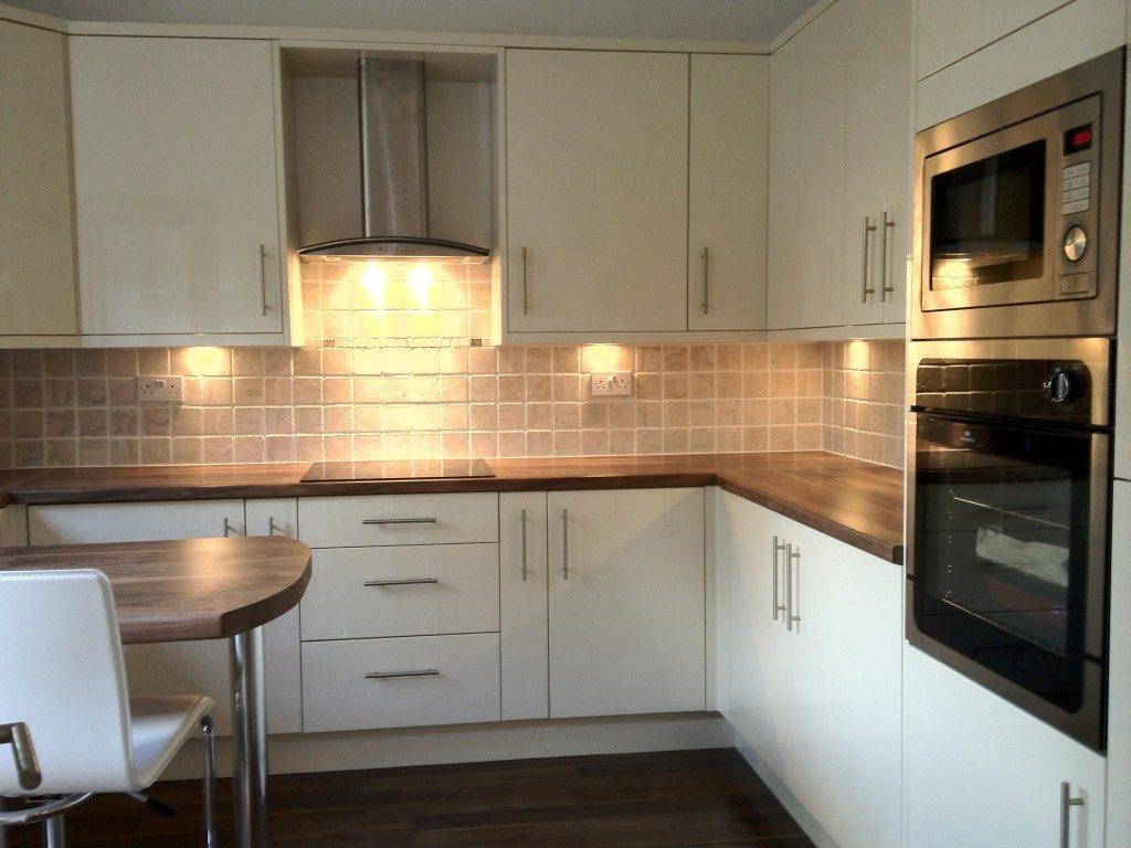 Эргономичное расположение электроприборов на кухне
