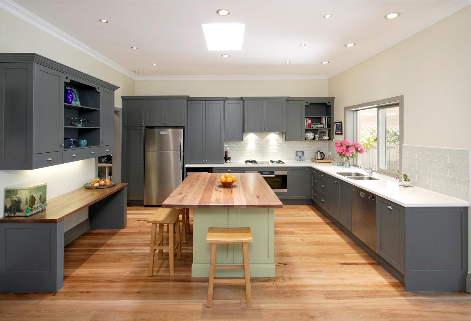 свет на кухне дизайн фото