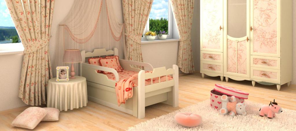 Детские кровати-трансформеры, растущие вместе с ребенком