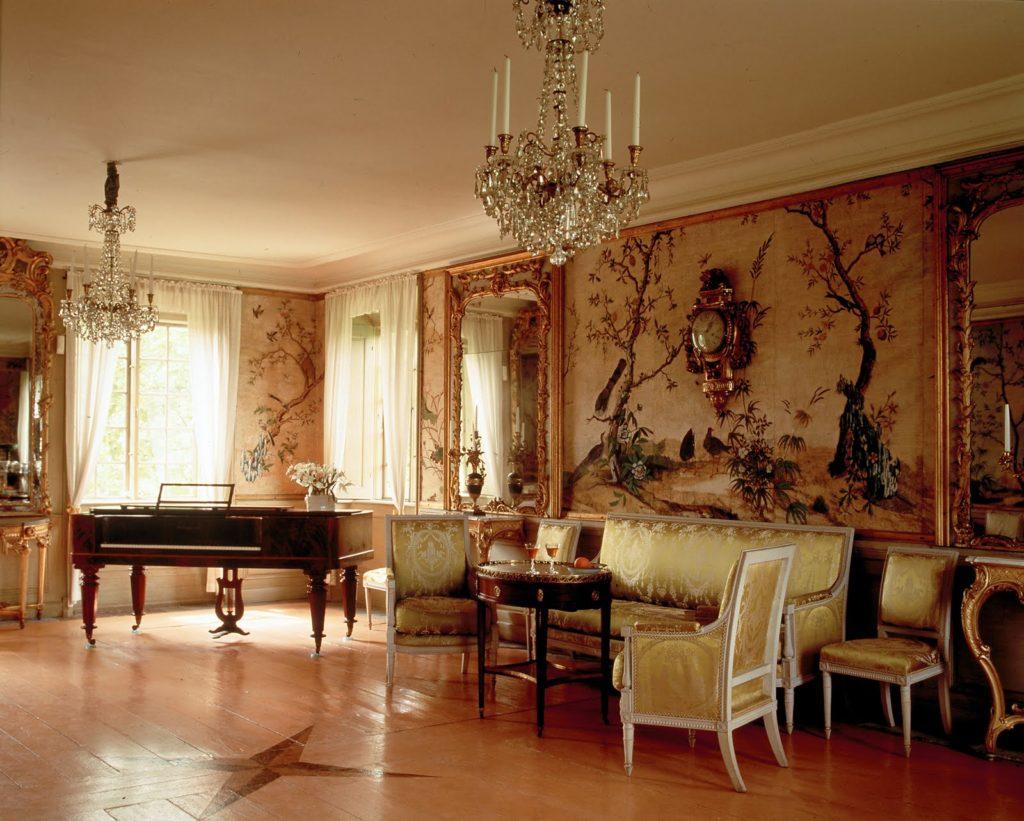 Интерьер в стиле рококо - как обыграть в современном жилище