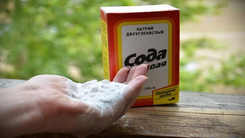 10 способов применения пищевой соды в уходе за домом