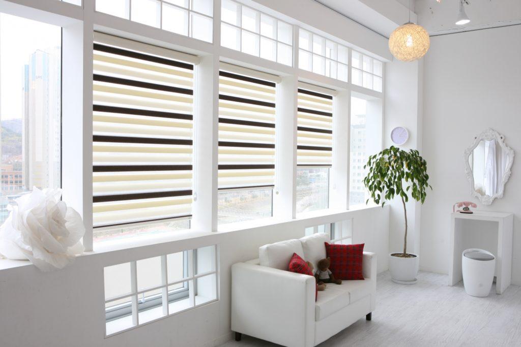 Ролл-ставни для защиты окна