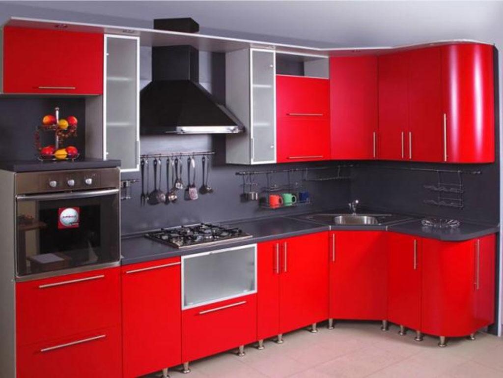 Выбираем цвет кухонного гарнитура