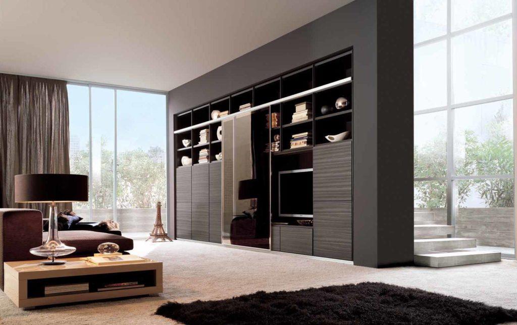 5 преимуществ встроенной мебели