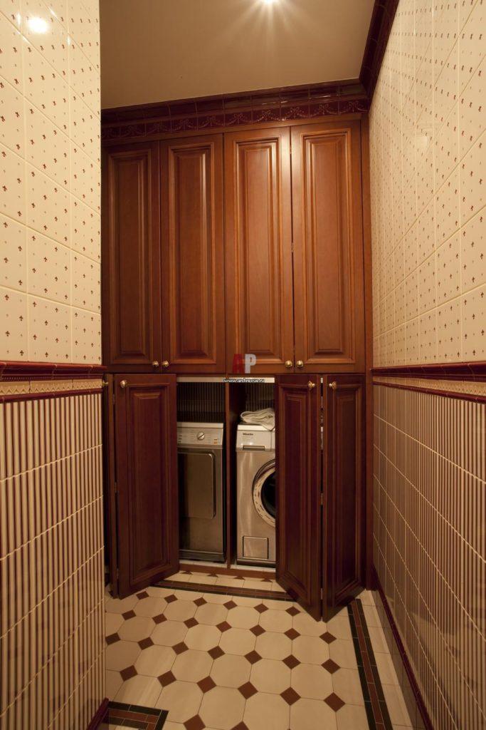 Когда стоит установить стиральную машину не в ванной комнате