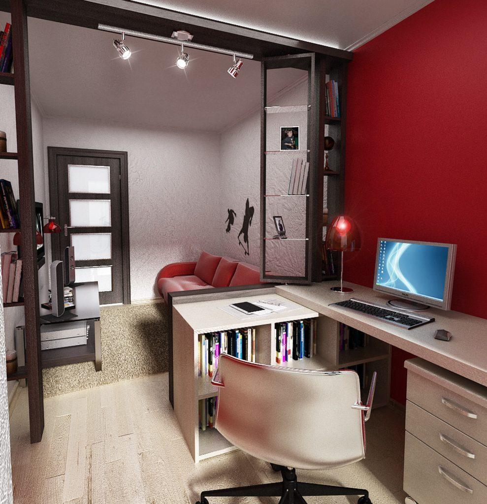 Особенности оформления комнаты для школьника