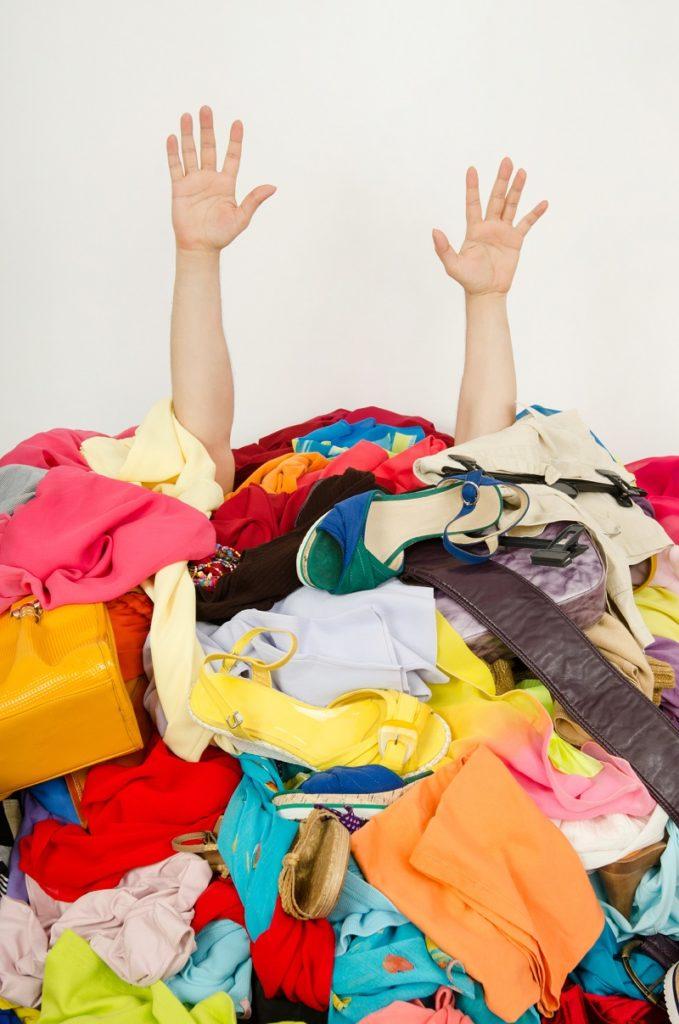 Как избавиться от лишних предметов в доме
