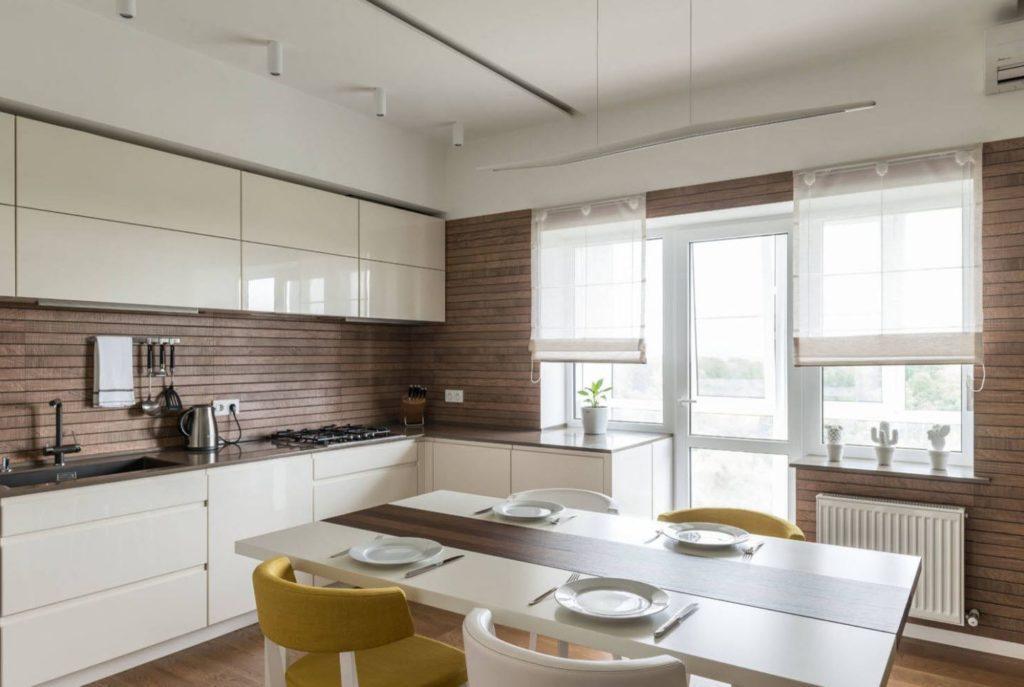 6 лучших материалов для кухонных фасадов