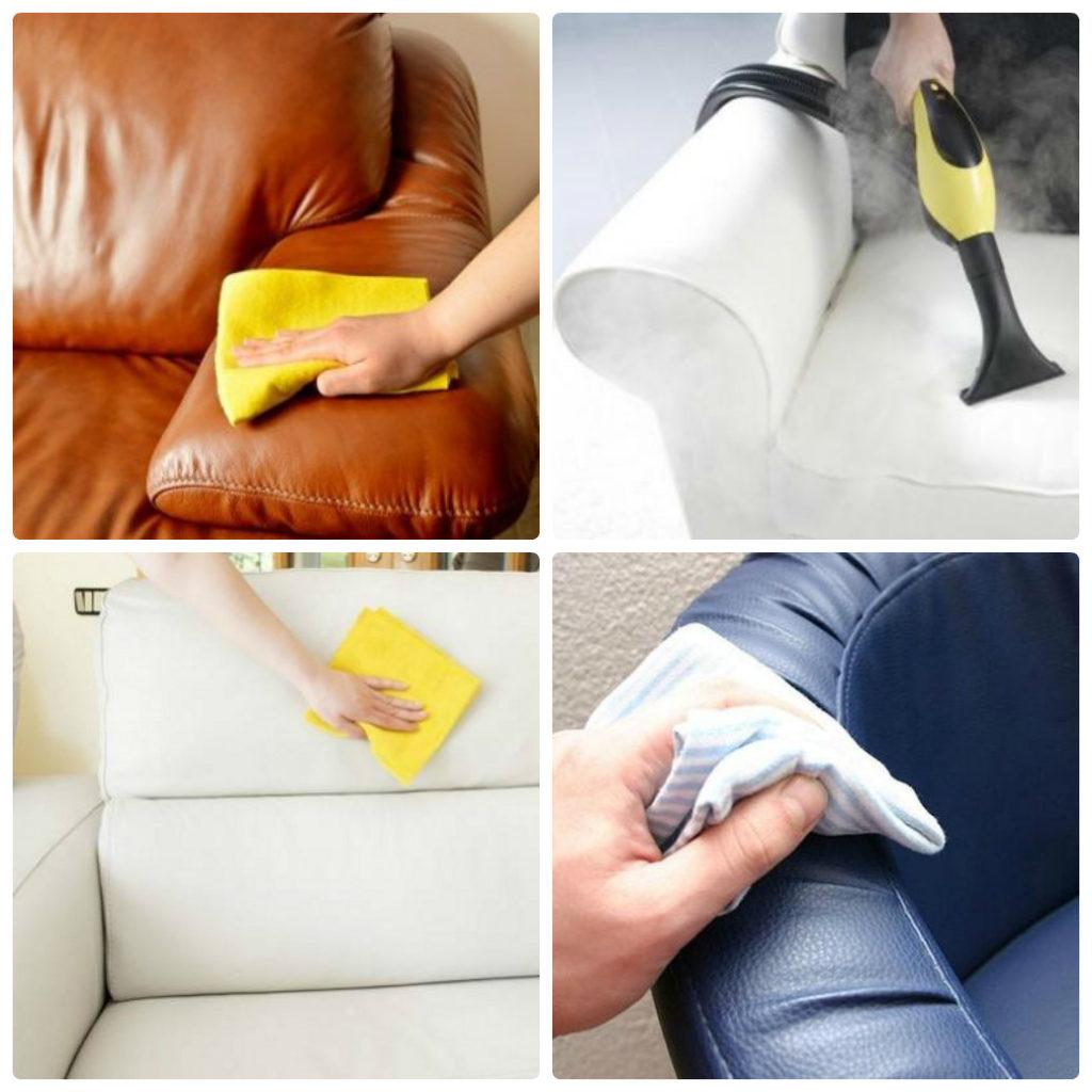 5 важных правил выведения пятен с мягкой мебели