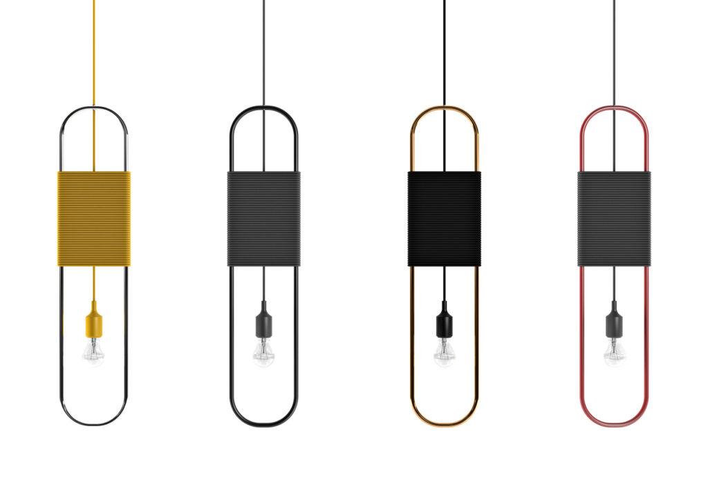 ТОП-5 дизайнерских настольных ламп