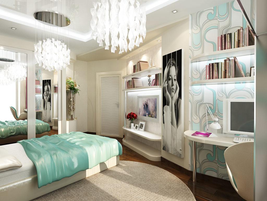 Как должна выглядеть комната подростка